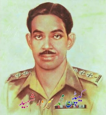 Nishan-e-Haider Holders List and Pictures with Names in Urdu