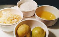 Chopped Garlic Olive Oil lemon Greek yogurt Dinner ideas Food Recipe