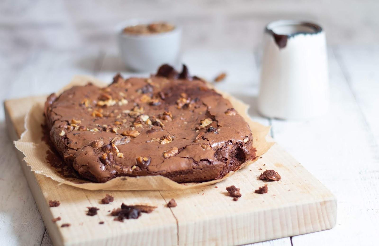 Recette d'un délicieux Brownie fondant au noix ! De quoi vous régaler !