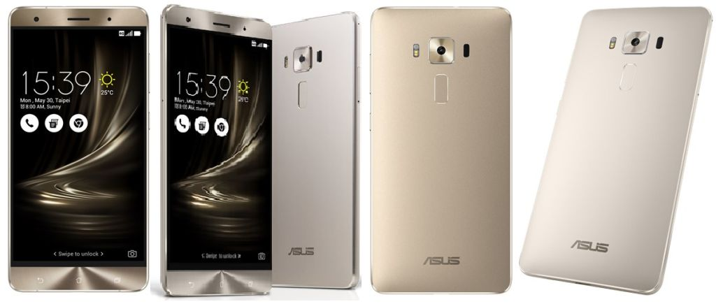 Asus ZenFone 3 Deluxe (ZS570KL) (2016) with Specifications