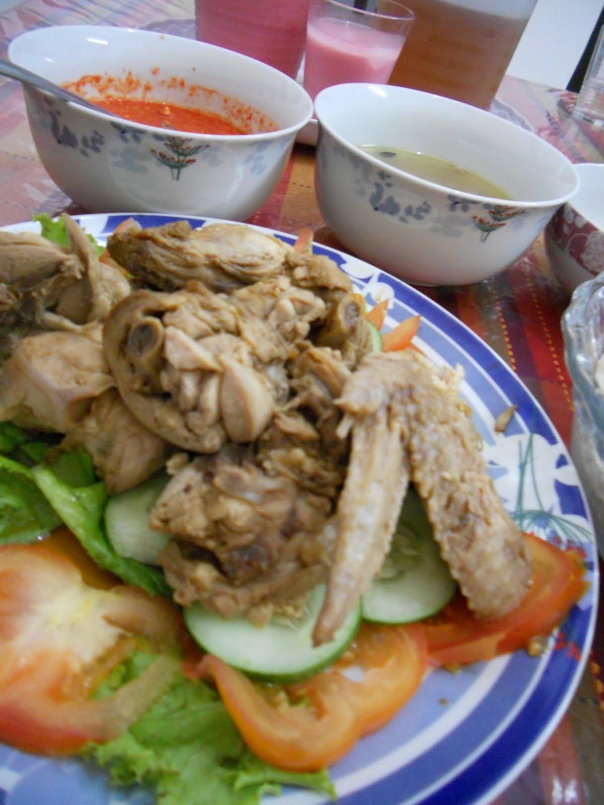Resepi Ayam Paprik Terengganu - coffeeandcoconutt
