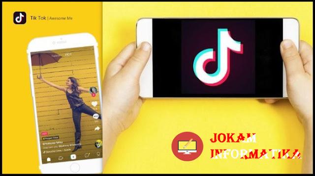 Viral Aplikasi Tik Tok Sudah Resmi Diblokir Kominfo - JOKAM INFORMATIKA