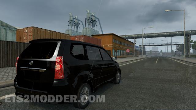 Mod Toyota Avanza Rindray V 1 Mod Ets2 Indonesia