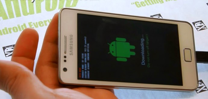 How to root galaxy s2 gt-i9100 jelly bean android 4. 1. 1/4. 1. 2.
