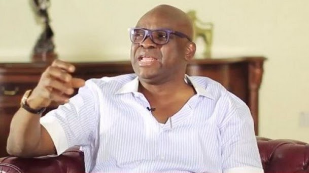FAYOSE REACTS TO ADEYEYE'S EXIT FROM PDP