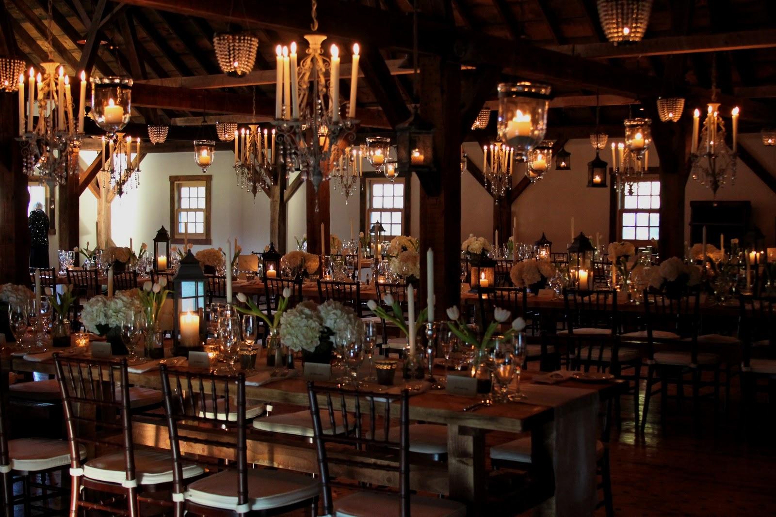 Beautiful Wedding The Elegant Barn