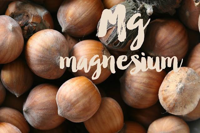 niedobór magnezu, orzeszki, magnez