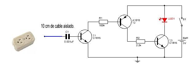 Detector de fase.