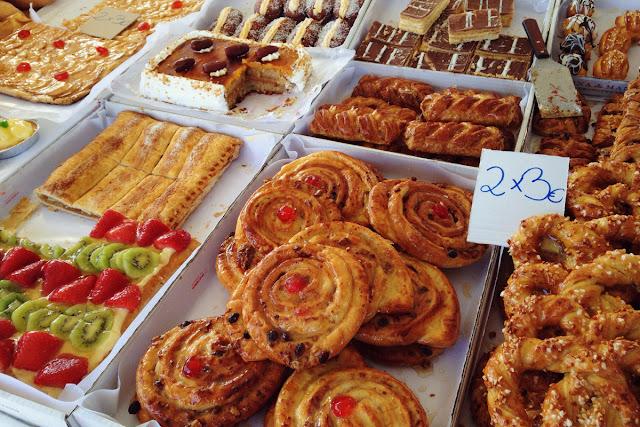 Pastries - Playa Flamenca market Orihuela
