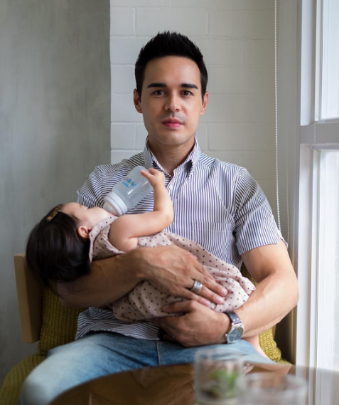 Diana Zubiri, Jackpot on His Husband- Choose Not To Hire Nannies