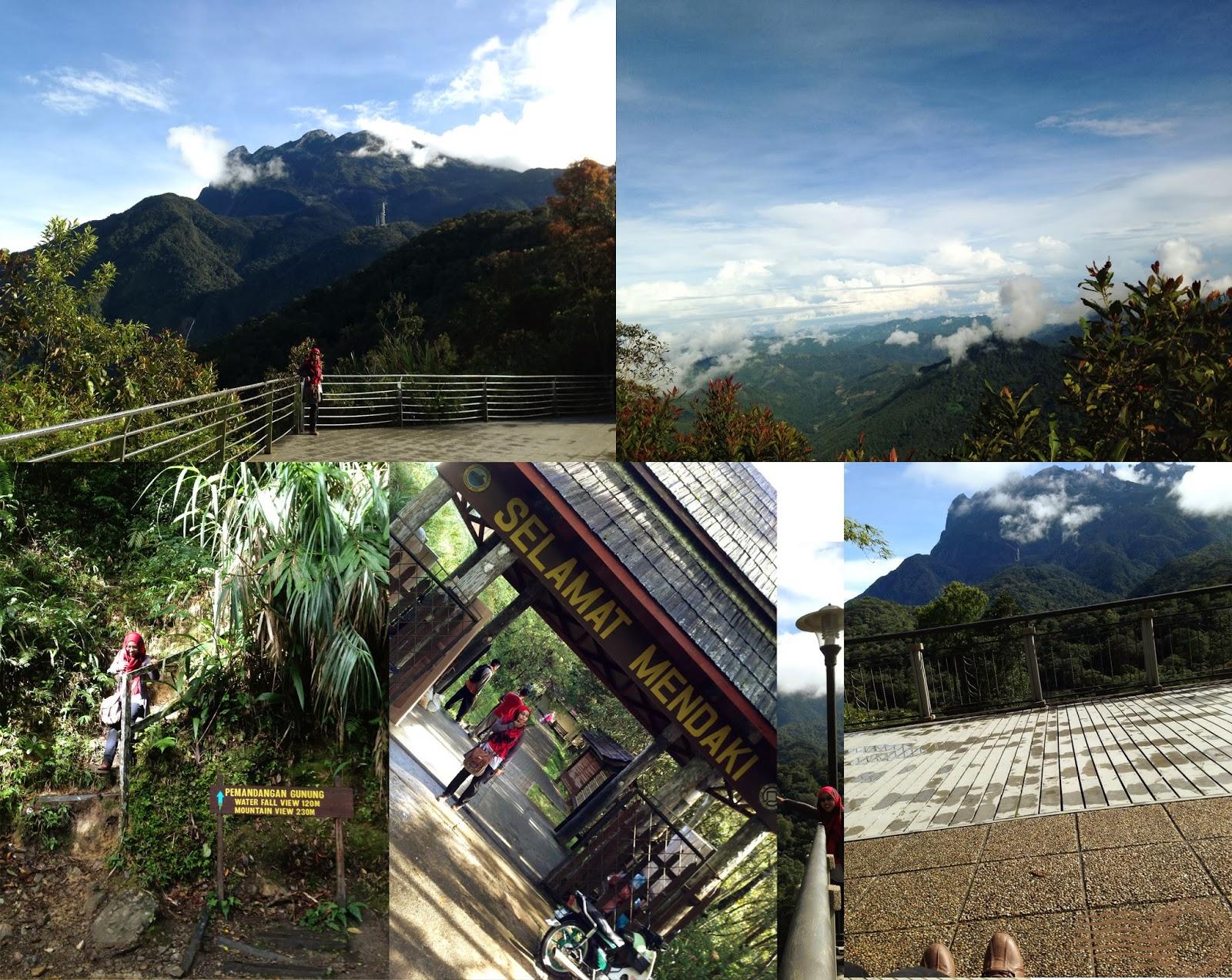 Deep In My Heart Kota Kinabalu Kundasang Ranau Tiga