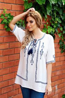 Ia traditionala pentru look casual 1