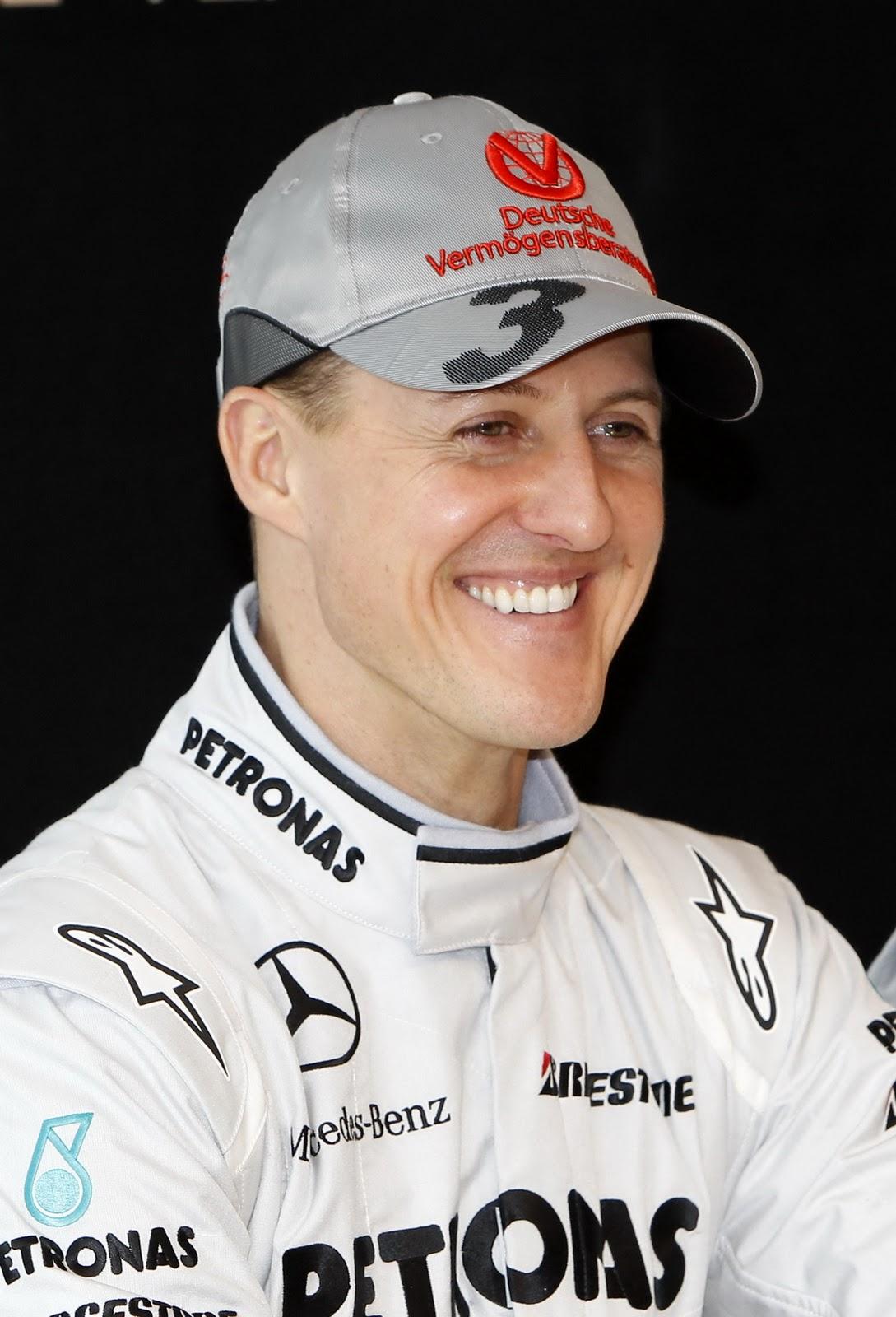 I Was Here.: Michael Schumacher