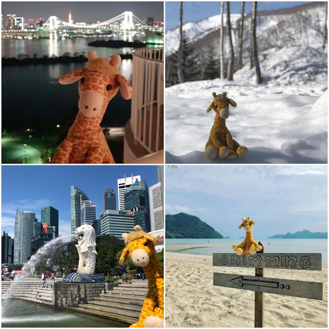Top travel toy Instagram account