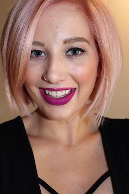 Kat Von D Everlasting Liquid Lipstick in L.U.V.