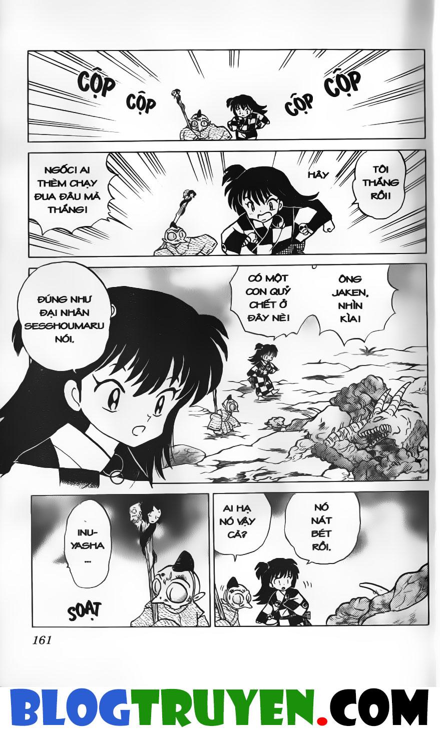 Inuyasha vol 16.9 trang 14