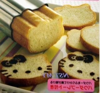 Gambar Roti Hello Kitty 7