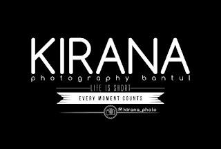 Kirana Photo Bantu : Karena Momen Spesial Itu Peru Diabadikan!