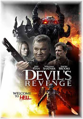 Devil's Revenge 2019 English 300MB HDRip ESub Poster