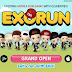 160715 EXO's Official LINE Update: 'Mobile running game EXORUN is officially available all over the world..'