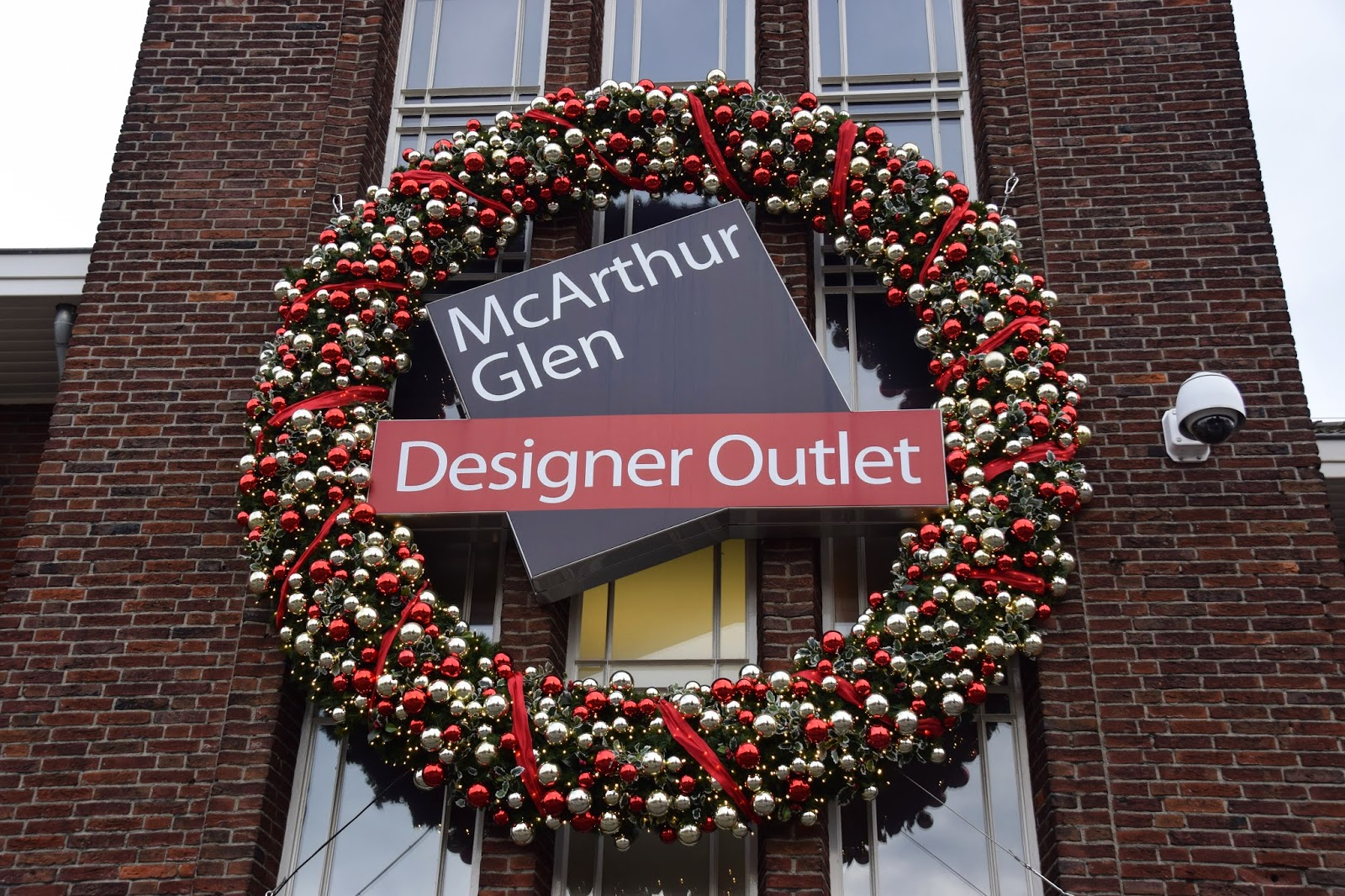 #DiscoverChristmas at the Designer Outlet Roermond | The Fashion Freak Diary