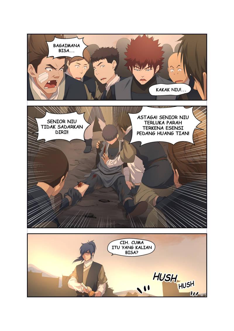 Heaven Defying Sword Bahasa Indonesia Chapter 16