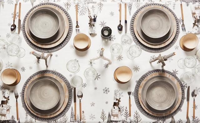 Новости дизайна. Рождественские украшения от Zara Home