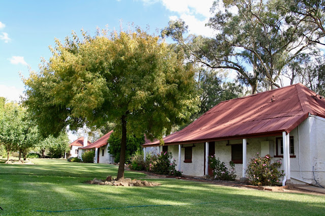 Tahbilk Winery, Nagambie