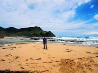 Pantai Molang Sebuah Kenangan Yang Terulang