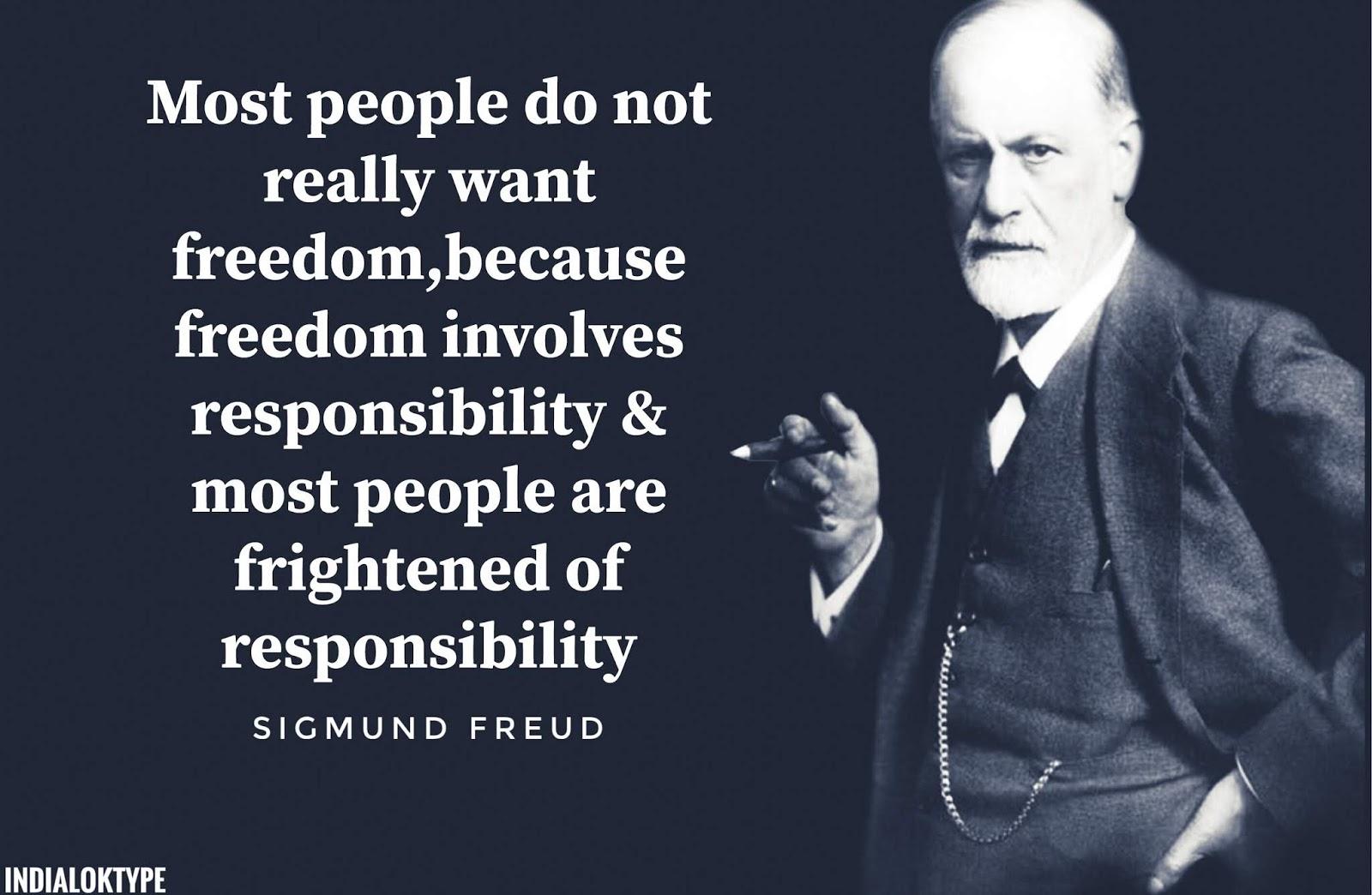 Sigmund Freud Indialoktype