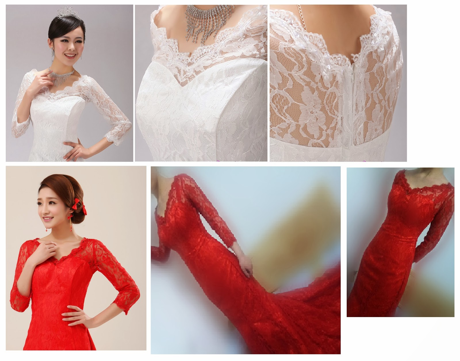 Royal Wedding DressKu: 【PROMOSI NEW DESIGN】RM560
