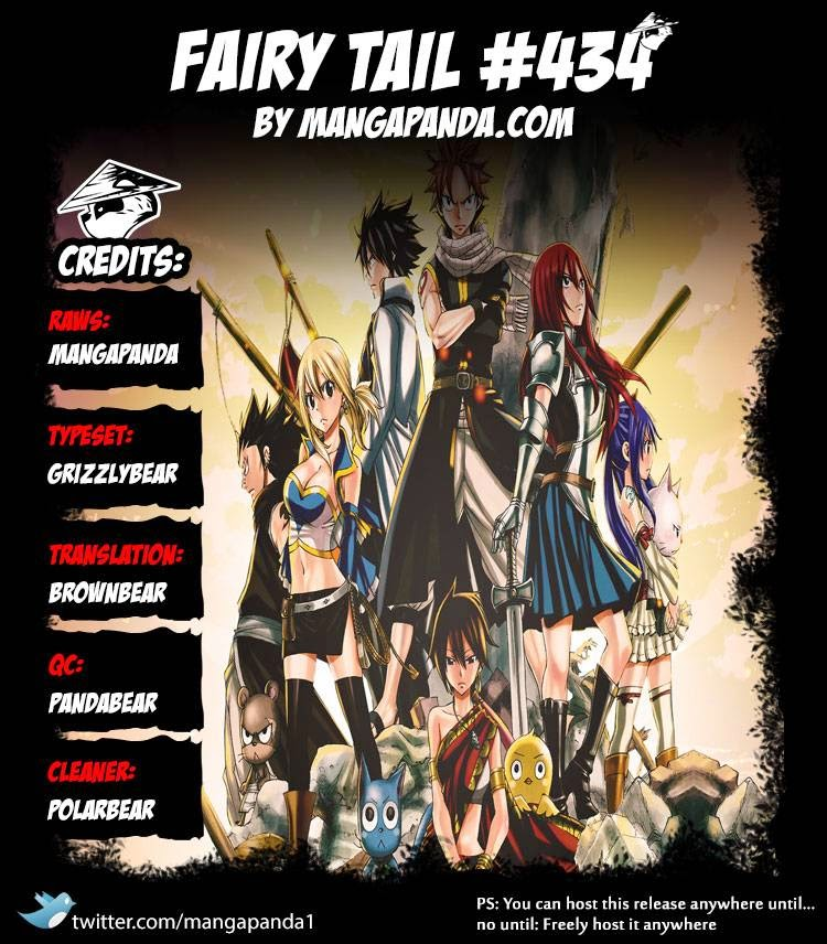 Fairy Tail Chap 434