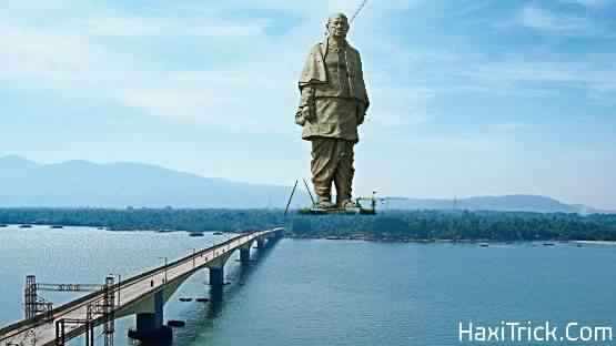 Statue Of Unity of India Photos