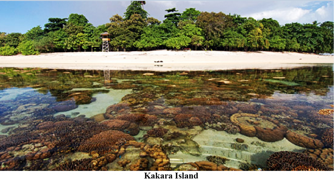 Image result for Pulau kakara