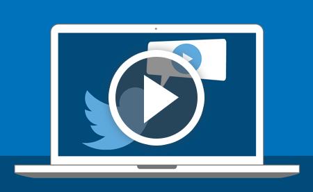 طريقة تحميل مقاطع الفيديو من موقع التويتر بدون برنامج