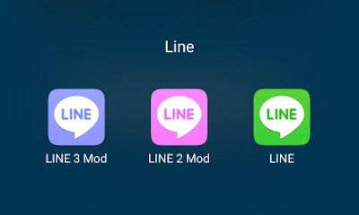 Download Multi Line, Line2, Line3, Line4 Versi 1.4.8 Apk Terbaru