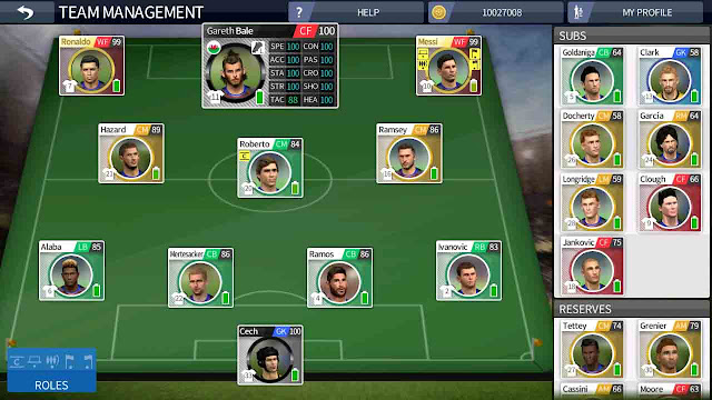 dream league soccer mod