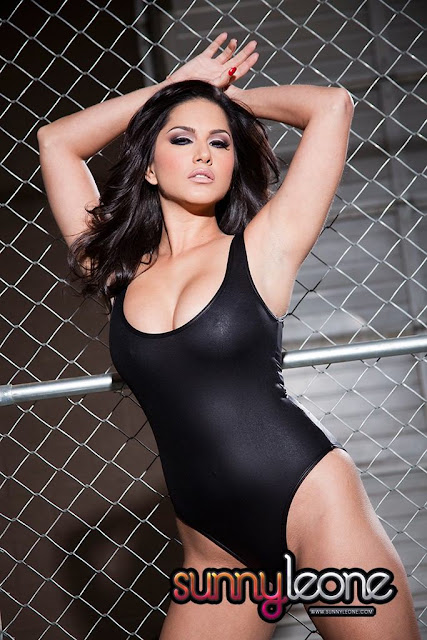 Photos of Sunny Leone and Tori Black Showing Their Hot Bodies