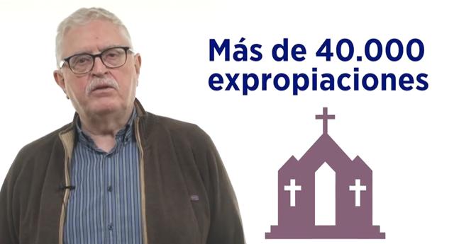 40 años de inmatriculaciones ilegítimas por la iglesia católica, por Manolo Monereo