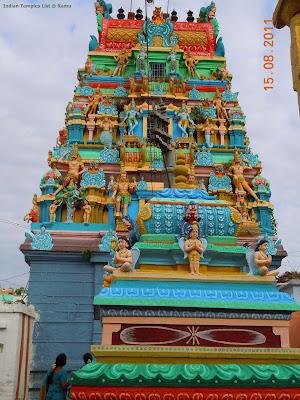 Yerragudipadu temple