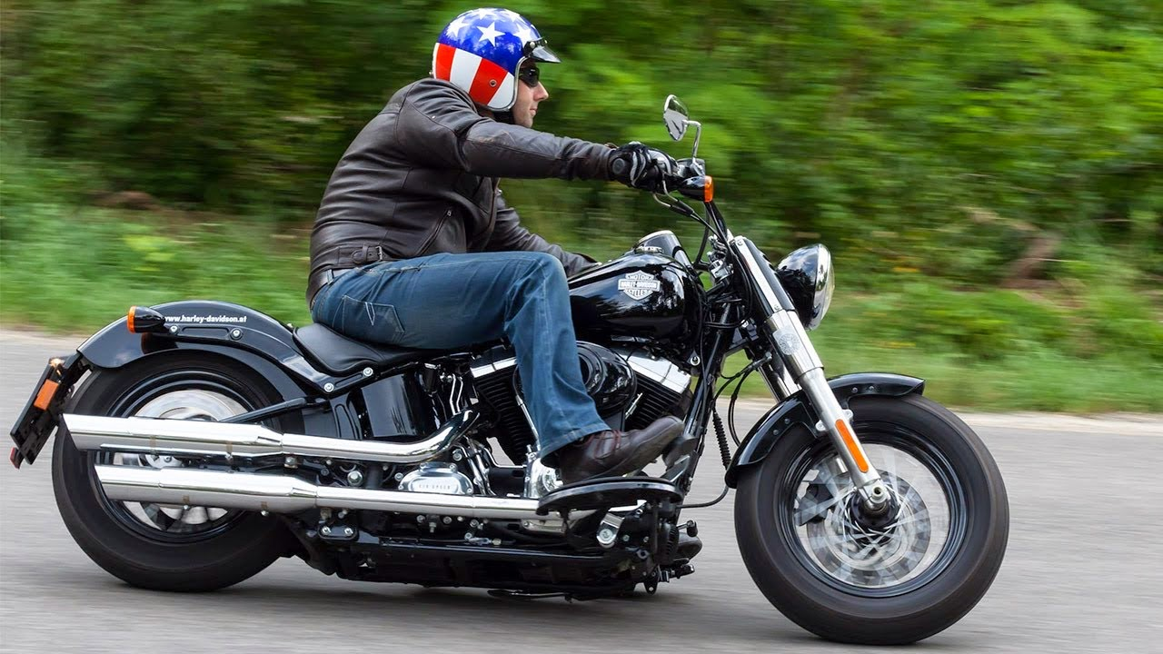 Harley Davidson Slim: 2014 Harley Davidson Softail Slim Review, Price And Concept