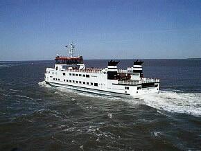 vertrektijden boot ameland