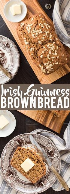 Irish Guiness Brown Bread