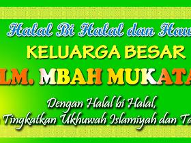 Desain MMT Idul Fitri dan Halal bi Halal dengan Photoshop