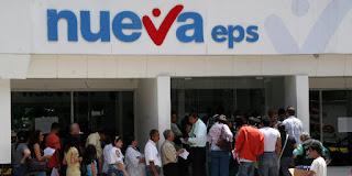 Nueva EPS en Medellín