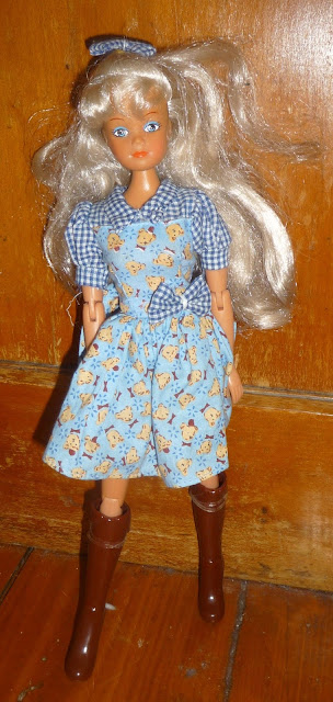 Bratz Dolls The Cheapest Price Bratz Girlz Girl Doll Clothes Long Dark Denim Skirt Cheap Sales 50%