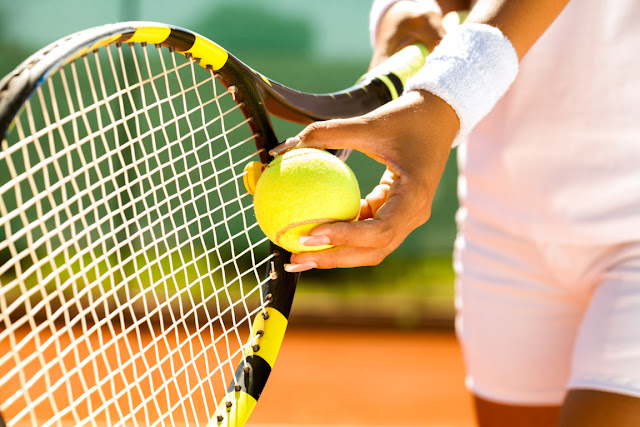 Sân tập Tennis tiêu chuẩn Quốc tế khu Biệt thự - Nhà phố Park River Side quận 9 HCM