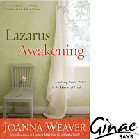 Book Review: Lazarus Awakening: Finding Your Place in the Heart of God (Bethany Trilogy)