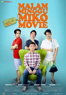 Download Film Malam Minggu Miko Movie (2014)