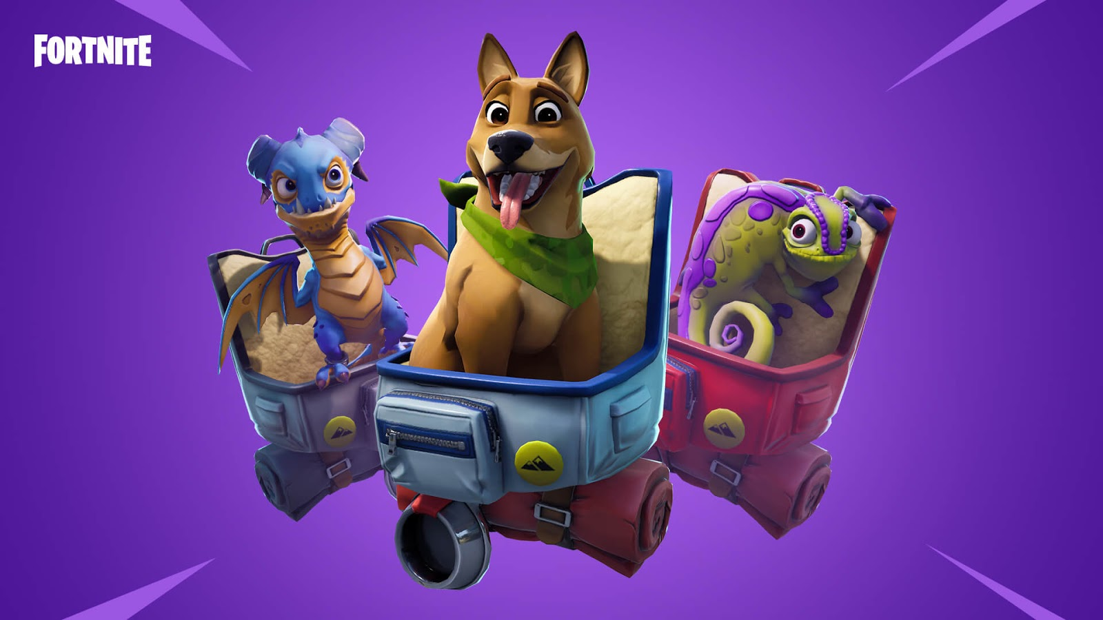 Fortnite V6.00 Patch Notes: Pets, New Island Areas, And More